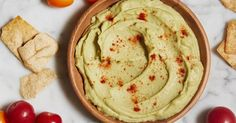 5 Easy Hummus Recipes That'll Totally Up Your Game via @PureWow