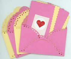 Gift card note sets (4 assorted)   PLYMOUTH CARD COMPANY