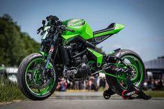 Kawasaki Versys 650 turbo Supersys - RocketGarage - Cafe Racer Magazine
