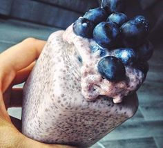 Eat clean - Stay lean: Chia pudding