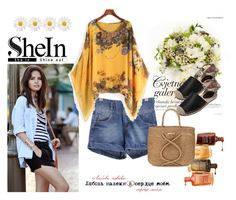 """""""shein 3"""" by aida-1999 ❤ liked on Polyvore featuring Avon and ViX"""