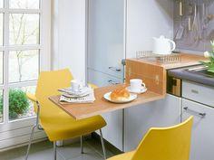 Mit cleveren Detaillösungen verschaffen Sie sich mehr Freiräume in der Küche. So wird im Handumdrehen ihre Küche zum Dreh- und Angelpunkt.