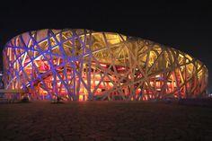 National Stadium,Chaoyang District,Beijing,China from Hobobe.com National Stadium, Beijing China, Opera House, Fair Grounds, Opera