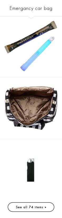 """Emergancy car bag"" by familyrpingpartner ❤ liked on Polyvore featuring bags, handbags, shoulder bags, diaper bag, shoulder strap handbags, zip purse, flat purse, zipper shoulder bag, zipper purse and baby stuff"