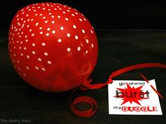 "Click: good link with 30 valentine ideas. The ""ball"" one might be fun...."