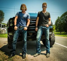 """NEWS: The country music duo, Florida Georgia Line, have announced additional dates for their """"Anything Goes Tour."""" They will be touring in support of their new album, Anything Goes. Thomas Rhett and Frankie Ballard will be joining the tour, as support. You can check out the dates and details at http://digtb.us/1AxGpWZ"""