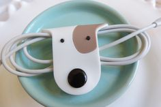 Pair Of Doggie Headphone Organziers/Keeper  Keep Organized With Our Doggie Pairs!  64% OFF