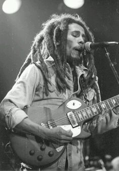Bob Marley live in Los Angeles Nov 27 1979