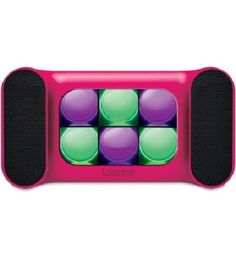 DreamGear iGlowSounds Mini Bluetooth Speaker-PINK #dreamGEAR