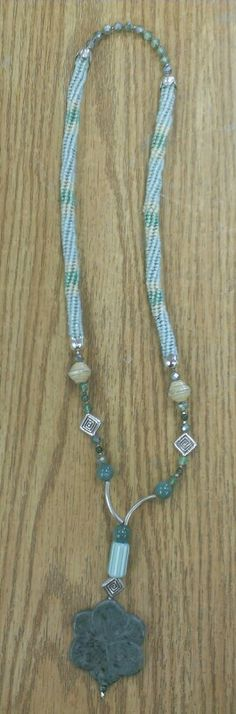 Christie C. Jade necklace