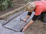 How to Cover a Concrete Patio With Pavers - Summary: The Family Handyman