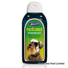 JVP Medicated Dog Shampoo JVP Medicated Shampoo clears scurf promotes healthy…