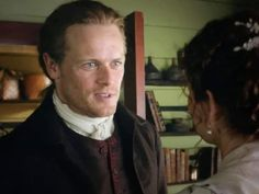 Claire Fraser, Jamie And Claire, Jamie Fraser, Outlander Series, Sam Heughan, Father, Pai, Dads