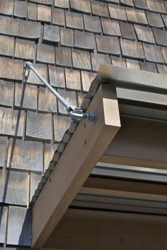Image result for suspension bars for suspended awning roof