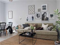 #white living room