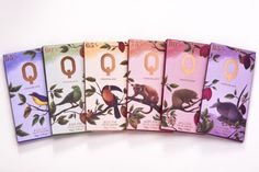 This Chocolate Week enter our latest competition for your chance to win 6 bars of the luxurious Chocolate Q Aquim in a wooden cigar box.  Exclusive to Fortnum & Mason and Selfridges, the Brazilian chocolate comes in six levels of cacao mass 55% - 85%.