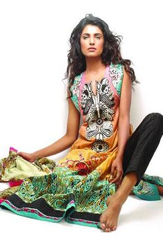Summer Lawn Collection 2013 by Sadia Designer