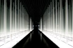 Infinity Bamboo Forest installation by PRISM DESIGN, Wuxi – China » Retail Design Blog