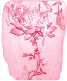 "James Jean - ""Pink"""