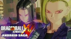 Dragon Ball Xenoverse ENGLISH Gameplay Walkthrough Part 6: Android Saga