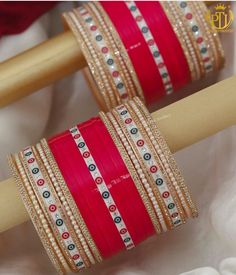 Bridal Bangles, Bridal Jewelry Sets, Bridal Accessories, Wedding Jewelry, Bridal Jewellery, Antique Jewellery, Diamond Jewellery, Jewellery Designs, Mehndi Designs
