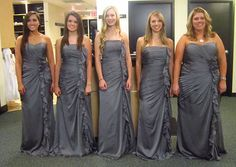 say yes to the dress dresses | ... ' Favorite 'Maids Dresses: Say Yes to the Dress: Bridesmaids: TLC