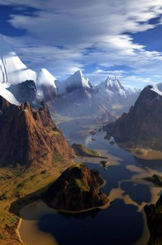 U.K. The Mourne Mountains, Northern Ireland