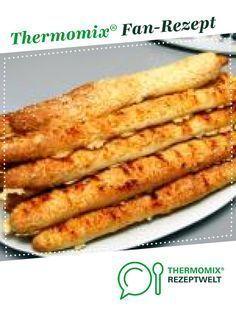 feine Käsestangen von kajebandits. Ein Thermomix ® Rezept aus der Kategorie Backen herzhaft auf www.rezeptwelt.de, der Thermomix ® Community.