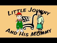 Little Johnny And His Mommy (fingerplay song for children)