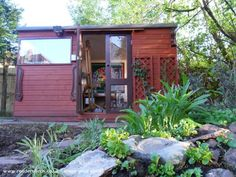 The Cyncoed Fine Art Studio is an entrant for Shed of the year 2014 via @readersheds  #shedoftheyear