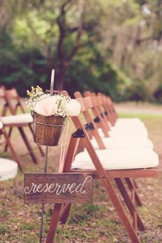 rustic pink wedding ceremony decor DIY wedding planner with di wedding ideas and tips including DIY wedding tutorials and how to instructions. Everything a DIY bride needs to have a fabulous wedding on a budget! Wedding Aisles, Wedding Aisle Decorations, Wedding Ceremonies, Wedding Reception, Wedding 2015, Chic Wedding, Rustic Wedding, Spring Wedding, Cream Wedding