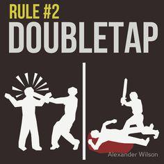 Zombie Survival Guide - Rule #2 - Doubletap