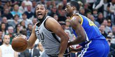 Basket - NBA - Les San Antonio Spurs prennent leur revanche face aux Golden State Warriors et restent invaincus à domicile
