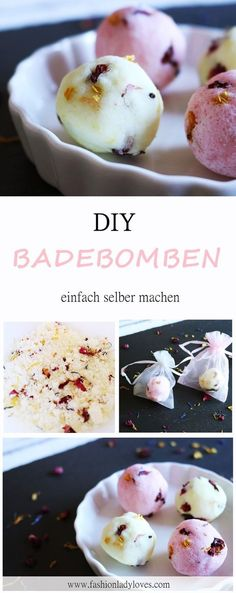 DIY: Badebomben selber machen - Fashionladyloves Make bath bombs yourself - simple DIY instructions Birthday Rewards, Diy Simple, Holiday Break, Presents For Her, Inexpensive Gift, Business Gifts, Easy Diy Crafts, Just Giving, Xmas Gifts