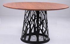 Blog da Revestir.com: Chama a turma! Mesa Acacia, da Galeria das Lonas, inspirada na natureza