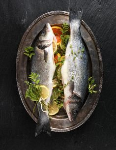 seafood food styling - Google Search