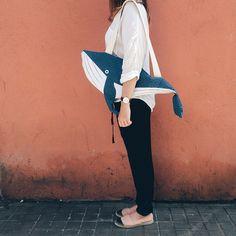 Don Fisher, Make Me Smile, Instagram Posts, Fashion, Whales, Totes, Moda, Fashion Styles, Fashion Illustrations