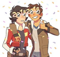 Happy New Year! A bit late sorry ik