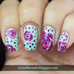 Vic and Her Nails: May Tri-Polish Tuesday Day 4