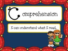 This file includes headers to be used with my CAFE strategy cards! This set is Hollywood themed and includes a sign for comprehension, accuracy, fl. Star Themed Classroom, Classroom Themes, Classroom Organization, Classroom Management, School Fun, School Stuff, School Ideas, Cafe Strategy Cards, School Wide Themes