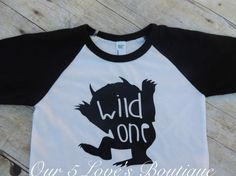 wild one, birthday shirt, first birthday, I'll eat you up, trendy, raglan, baseball tee, Where the wild things are, toddler boy, baby boy - http://www.babies-clothes.info/wild-one-birthday-shirt-first-birthday-ill-eat-you-up-trendy-raglan-baseball-tee-where-the-wild-things-are-toddler-boy-baby-boy.html