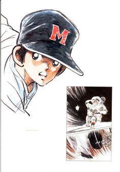 Mitsuru Adachi, Touch, Tatsuya Uesugi