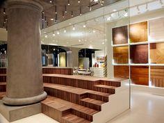 #discesur #showroom #exposición