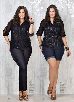 EVEIZA Plus Size - love the shorts