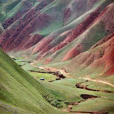 Centralny Kirgistan