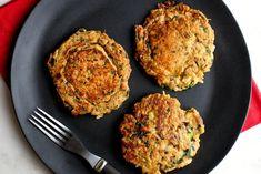 Brown Rice, spinach, leek pancakes, Martha rose shulman