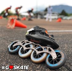 Your daily dose of Skate Porn #Follow us @MPCWheels for more photos you #Love #Skates featuring: #Wheels: Storm Surge 110mm by MPCWheels #Boots: @kaisercustoms Frames: @Canariam Skater: @skatemarathon Inline Speed Skates, Storm Surge, Skate Wheels, Inline Skating, More Photos, Frames, Porn, Wish, Sports