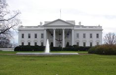 The White House - Walked on the grounds.  Have not toured inside; Hillary did not open the house for tours on this particular day.  Next time.