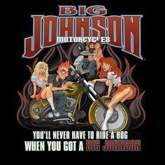 Big Johnson Motorcycles by diesel704