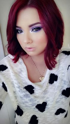 I want this hair color as a wedding color haha